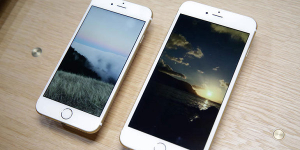 White Apple iPhone 6 and iPhone 6 Plus