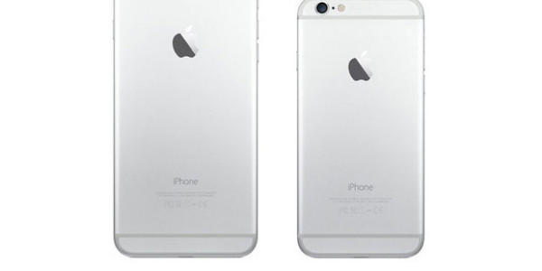 iphone 6, iphone 6 plus backside look and feel