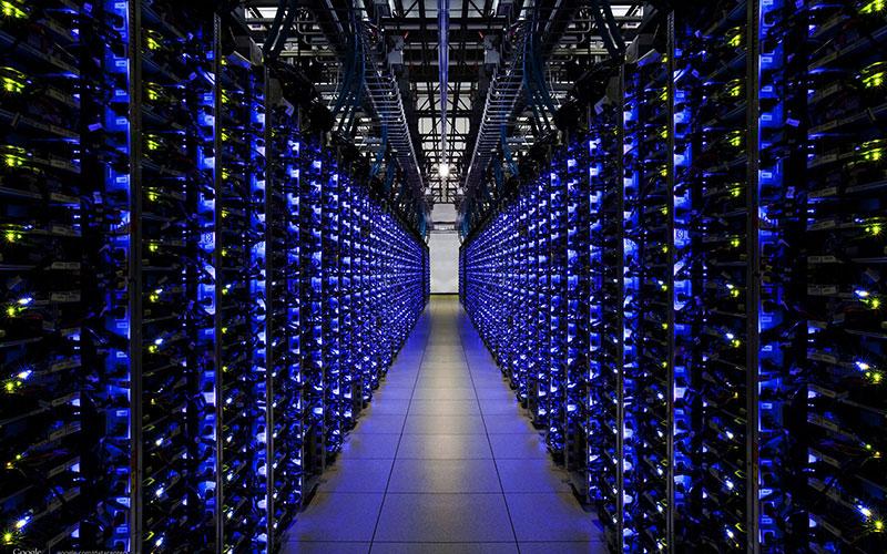 servers of elevmar in europe